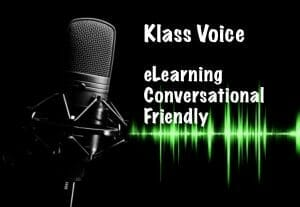 eLearning, Female voice
