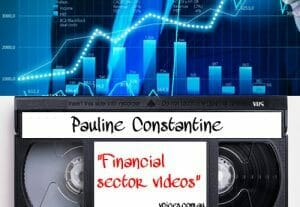 Knowledgeable female voice for financial sector online videos