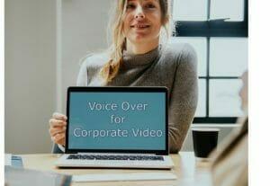 Australian Female Voiceover – Corporate Video