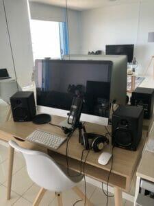 A simple setup