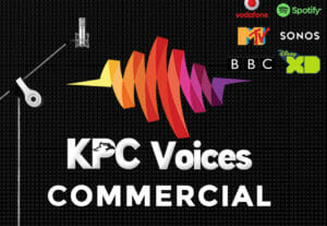 British Commercial Voice Over